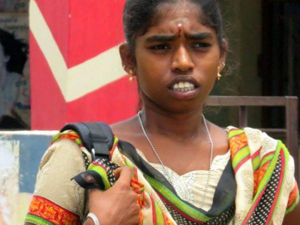 India - emberek, életképek...