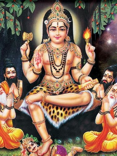 Guru, Darshanamoorthy