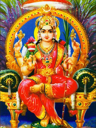 Parvati, Shakti